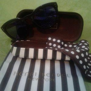 😎 Henri Bendel 💯 Authentic 'Olivia Sunglasses 😎